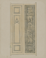 Antiquities of Samarkand. Tomb of the Emir Timur Kuragan (Gur-Emir). One of the Doors WDL3576.png