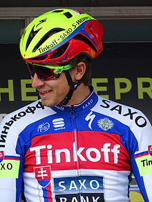 Sagan allo Scheldeprijs 2015