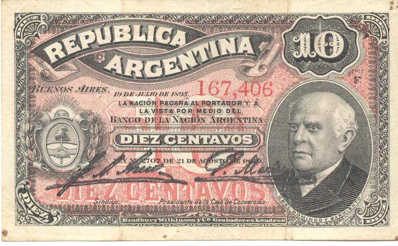 File:Anverso - Billete 10 centavos de Peso Moneda Nacional (Argentina).png