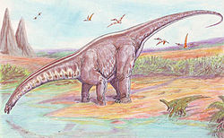 meaning of apatosaurus