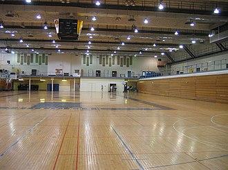 Varsity Gymnasium - Image: App Varsity Gym INSIDE