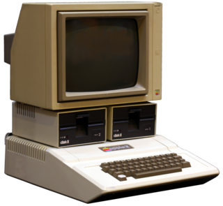 Apple II series series of computers made by Apple