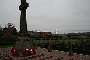 Arborfield and Newland - Arborfield Cross and Newlands Farm