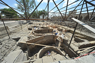 Conservation and restoration of archaeological sites Process in archaeology