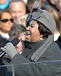 Aretha Franklin on January 20, 2009 (cropped 2).jpg