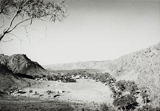 Areyonga, Northern Territory Suburb of MacDonnell Region, the Northern Territory, Australia
