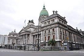 Argentine National Congress (Pedestrians digitally removed) (8081437098).jpg