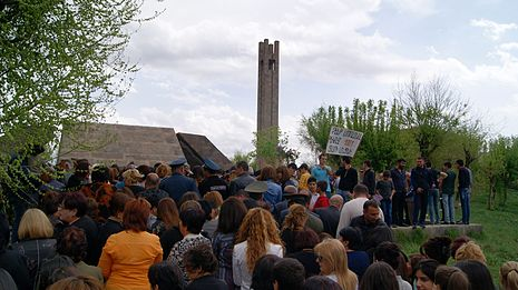 Armenian Genocide Remembrance Day, Vedi (6).jpg