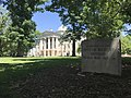 Army unit memorial in front of NC State Capitol.jpg