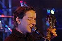 Arone Dyer (Buke) (Buke & Gase) (Haldern Pop Festival 2013) IMGP5877 smial wp.jpg