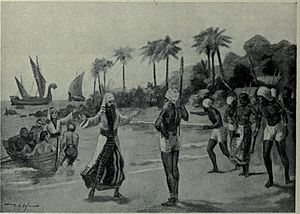 History of the Jews in India - Arrival of the Jewish pilgrims at Cochin, A.D. 68