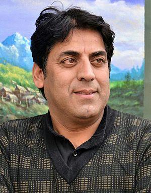 Arshad Sauleh - Image: Arshad Sauleh 2