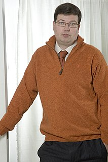 Arto Satonen Finnish politician