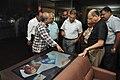 Arun Goel Checks Interactive Digital Books - NCSM - Kolkata 2018-09-23 4503.JPG