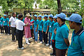 Arup Roy Meets Participants - Summer Camp - Nisana Foundation - Sibpur BE College Model High School - Howrah 2013-06-09 9709.JPG