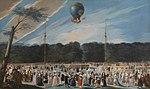 Ascensión de un Montgolfier en Aranjuez.jpg