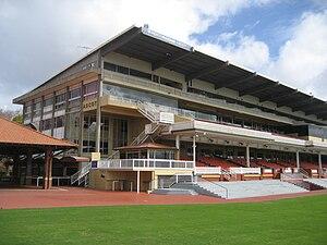Ascot Racecourse (Western Australia) - Image: Ascot Racecourse, Perth