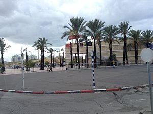 Ashdod central bus station