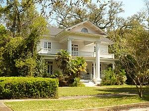 Ashland Place Historic District (Mobile, Alabama) - Image: Ashland Place Mobile AL 07
