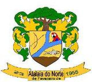 Atalaia do Norte - Image: Atalaia do Norte brasão