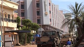 Image illustrative de l'article Attentat du Radisson Blu de Bamako