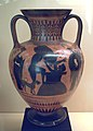 Attic amphora Heracles Erymanthian Boar (Rycroft Painter MAN) 01.jpg