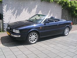 Audi 80 90 4000 wikipedia for Audi 80 interieur