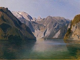 Blick über den Königssee
