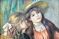 Auguste Renoir Portrait de deux filettes (c 1890-1892) RF 1963-25.jpg