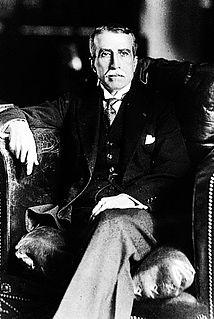 Augusto B. Leguía Peruvian Prime Minister