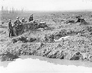 4th Machine Gun Battalion (Australia) - Members of the 12th Machine Gun Company