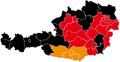 Austrian legislative election 2008 result by regional constituency.png