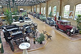 Automuseum Dr. Carl Benz, 2014 (01).JPG