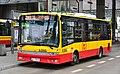 Autosan M09LE węzeł Młociny w Warszawie.jpg