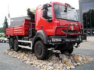 Tatra 810 - Image: Autotec 2010 94