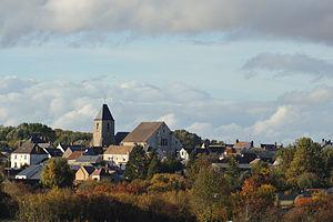 Autruy-sur-Juine - A general view of Autruy-sur-Juine