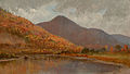 Autumn Lake New Hampshire-Edward W Nichols.jpg