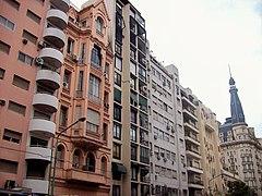 Avenida Callao al 500