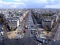 Avenue des Champs-Elysees, seen from Arc de Triomphe de l'Etoile.jpg
