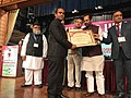 Awarded Safest healthcare destination for treating lakhs of people successfully through Fundamentals of Ayurveda, Unani and Therapeutic Yoga by Mukhter Abbas Naqbi.jpg