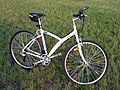 B'Twin Original hybrid bicycle.jpg