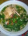 Bánh canh vịt (cháo vịt) Phường 3-Đông Hà (Chuồn con mụ Quỵ) (4).jpg