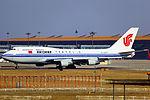 B-2447 - Air China - Boeing 747-4J6 - PEK (12541216514).jpg