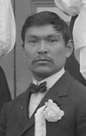 Tsimshian - Benjamin Haldane, 1907, Tsimshian photographer and musician