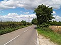 B6376 towards Braithwell. - geograph.org.uk - 508787.jpg