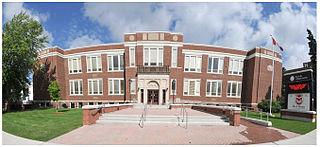 Brockville Collegiate Institute Public school in Brockville, Ontario, Canada