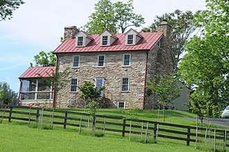 Broad Run–Little Georgetown Rural Historic District - Contributing building