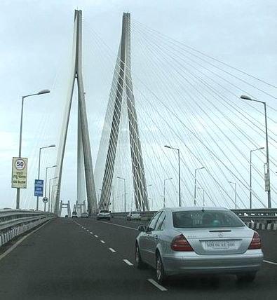 BWSL Cable Stay Bridge