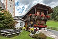 Bad Kleinkirchheim St Oswald Kirchweg 7 Pfarrhof SO-Ansicht 17092015 7584.jpg