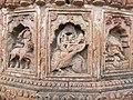 Badanagar - Terra-Cotta Temple-Decoration - panoramio (16).jpg